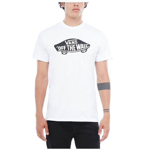 VANS OFF THE WALL T-SHIRT VN000JAYYB2 ΛΕΥΚΟ