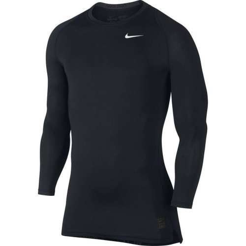NIKE PRO COOL COMPRESSION 703088 010 ΜΑΥΡΟ