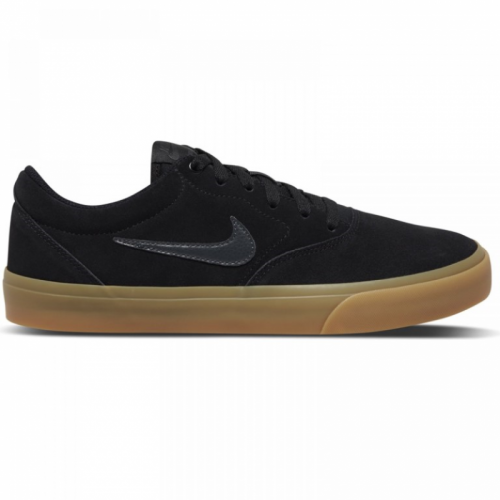 NIKE SB CHARGE SUEDE CT3463-004 ΜΑΥΡΟ